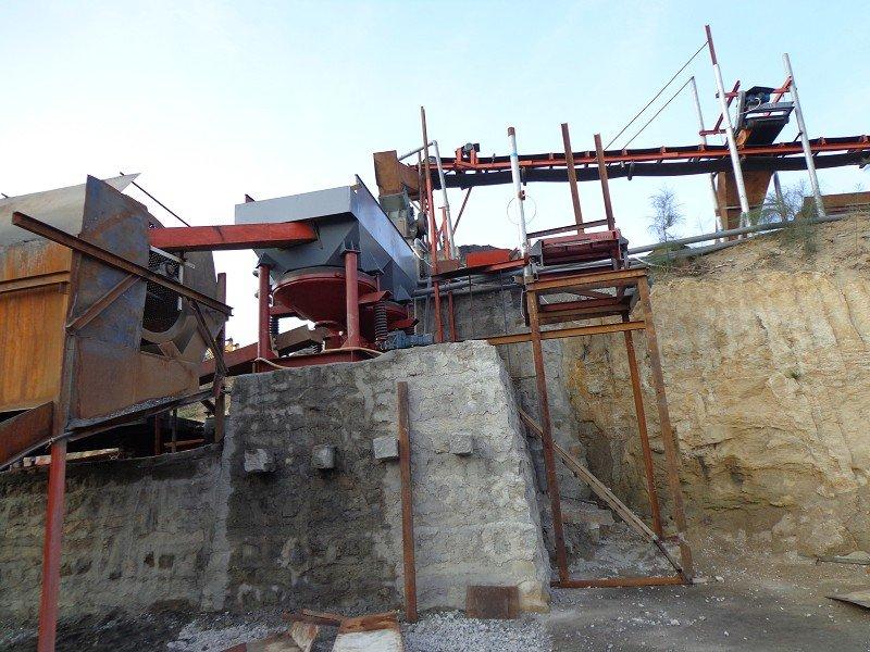 20 TPH Alluvial cassiterite processing plant -7