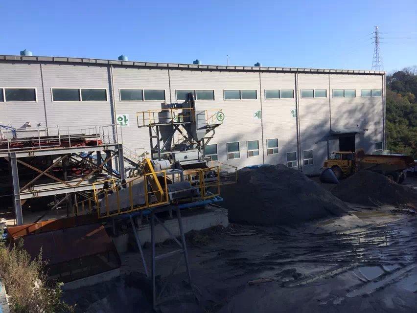80 TPH Wolfram beneficiation plant in Korea 01