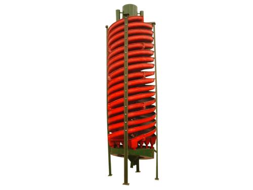 spiral concentrator