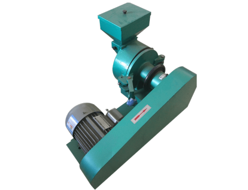 laboratory disc mill for sample preparation