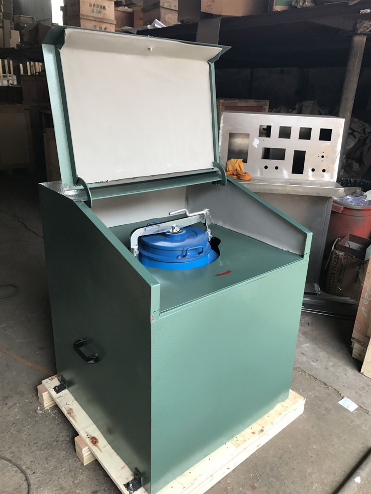 laboratory ring mill with 1000g bowl (2)