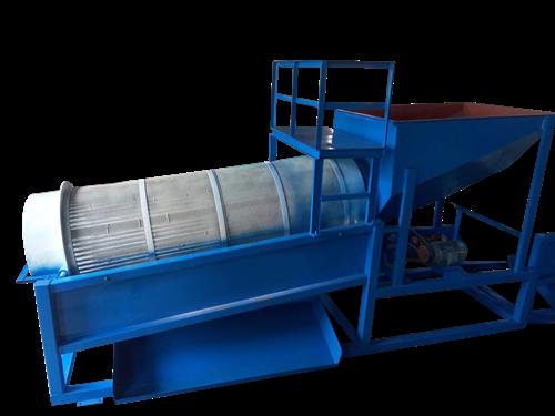 rotary trommel screen