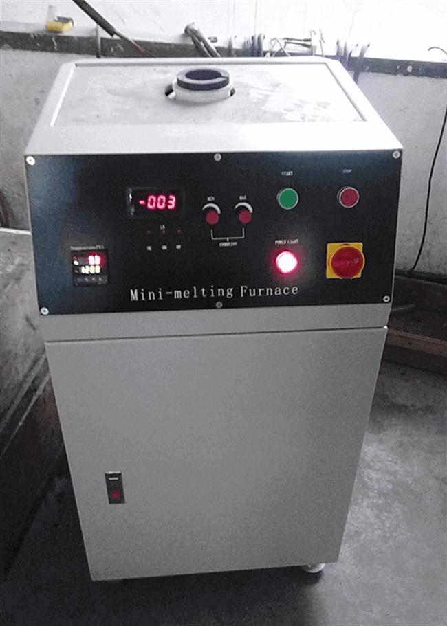 Cabinet Type Melting Furnace