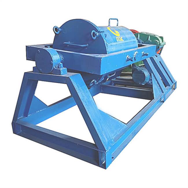 amalgamator barrel