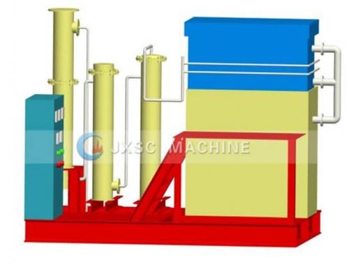 Gold Desorption Electrolysis System Operation Manual