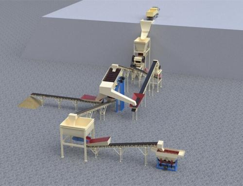 10tph manganese ore processing plant