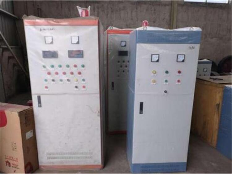 manganese mining equipment control panel
